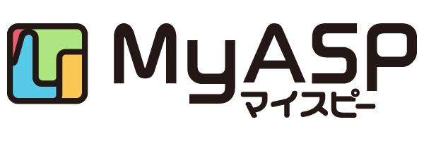 新しいMyASP(マイスピー)ロゴ